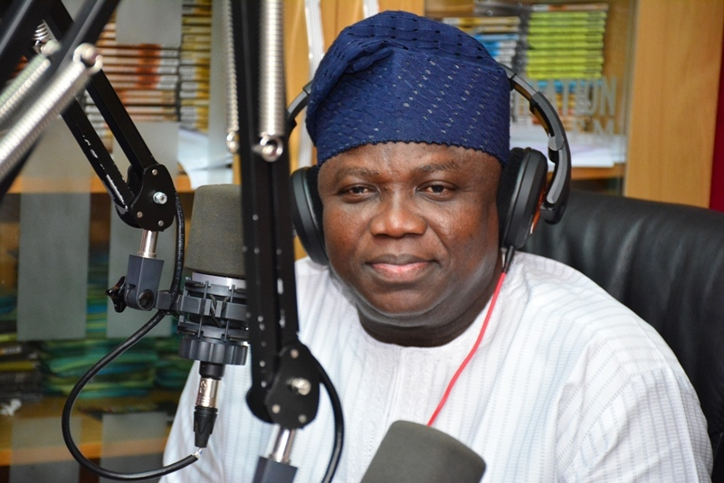 Governor Akinwunmi Ambode Takes Feedback, Questions and Criticism from Lagosians on Soni Irabor Live