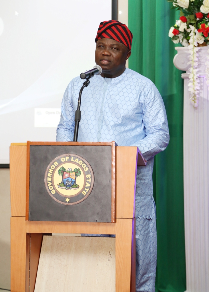 An Address Delivered By His Excellency, Mr. Akinwunmi Ambode, Governor of Lagos State, at The Traffic Summit Held at Civic Centre, Victoria Island on Thursday 26th November, 2015