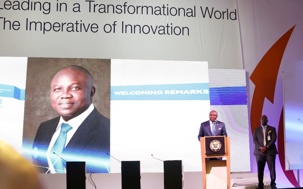 Welcome Remarks by His Excellency, The Governor of Lagos State, Mr. Akinwunmi Ambode at the Access Leadership Conference 2015 (Eko Hotel on 10th December 2015)