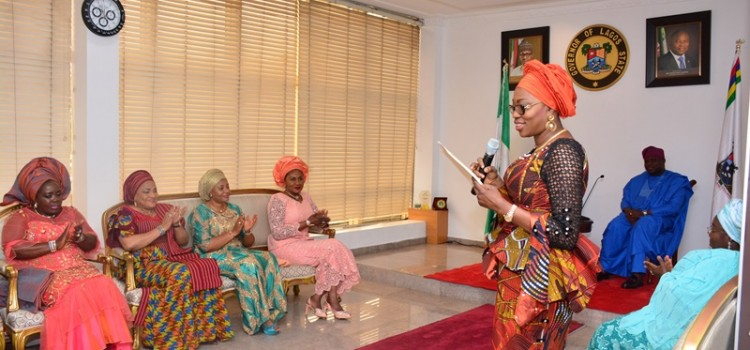 Her Excellency, Mrs Bolanle Ambode, Appreciates Members of The Southern Governors' Wives' Forum During The 2nd Edition Of Their Meeting Held In Lagos From 2-4 June, 2016