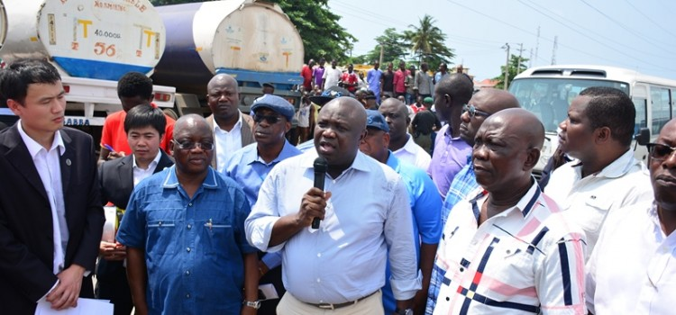 We'll Complete Lagos-Badagry Expressway Expansion By 2019