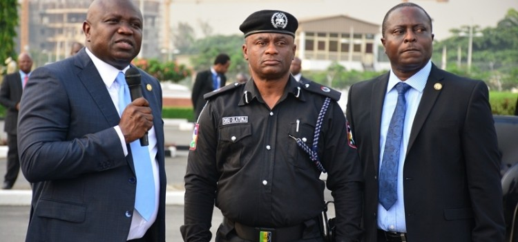 Lagos State Government Raises Police Death Insurance Benefit To N10m