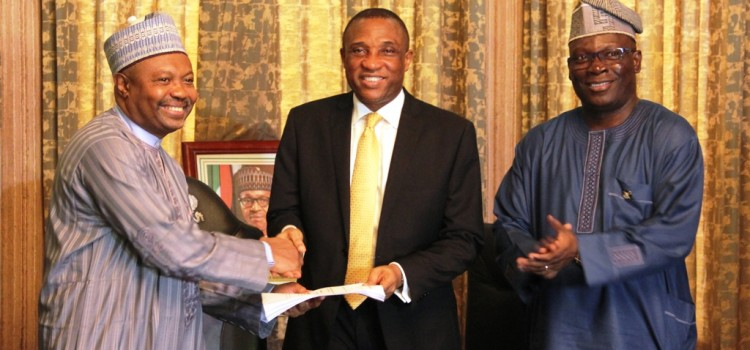 FG Hands Over Presidential Lodge, Marina To LASG