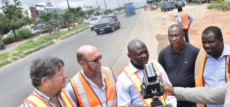 Lagos Flags Off Reconstruction Of 10-Lane Oshodi-Int'l Airport Road