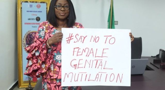 Say No To Female Genital Mutilation