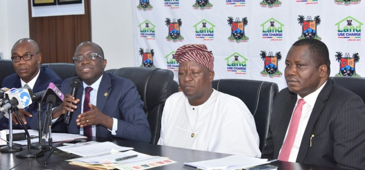Land Use Charge: Outrageous Amount In Circulation Unfounded, Based On Arrears – LASG