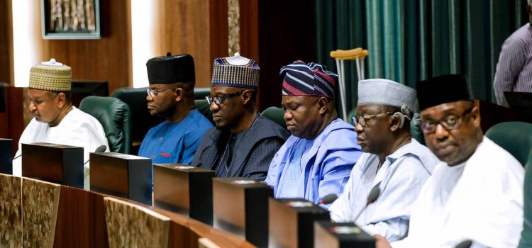 Pictures: Governor Ambode Attends All Progressives Congress Governors Forum In Abuja