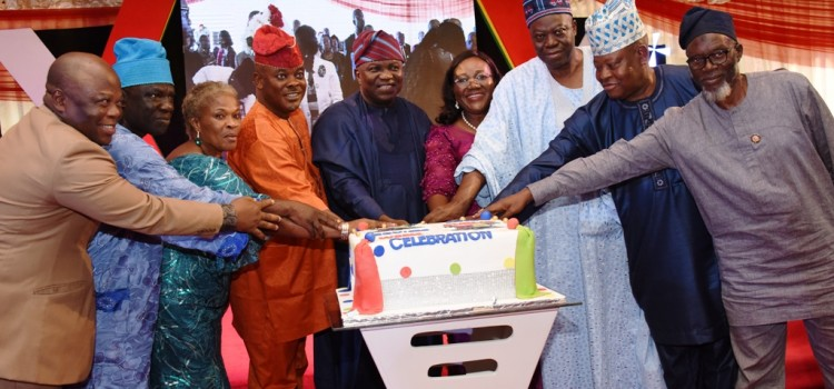 Continue To Raise The Bar Of Excellence, Governor Ambode Urges Civil Servants