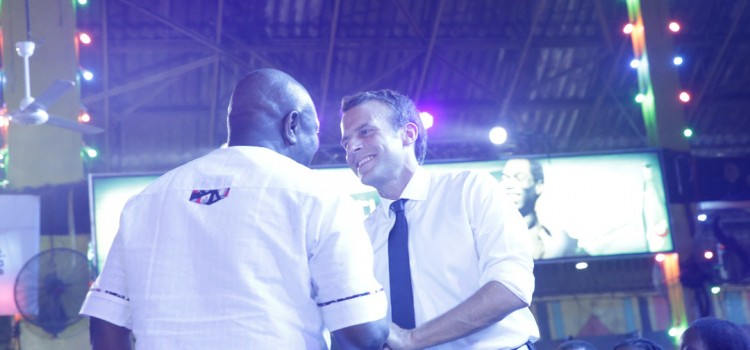 Afrika Shrine Represents Culture, Strength, Music Of The Continent- Macron