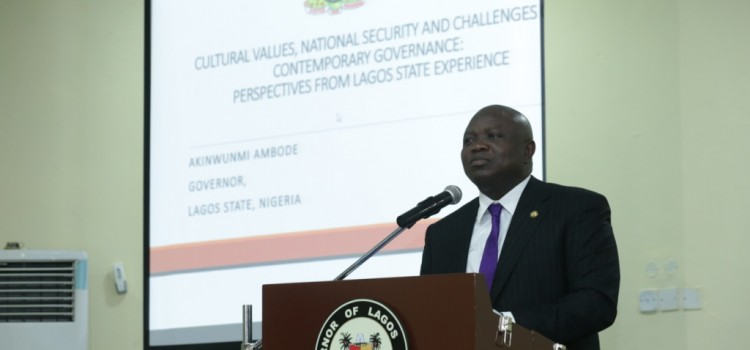 Community Policing, Strong Intelligence Way To Solve Nigeria's Security Challenges