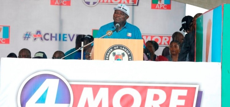 2019: Governor Ambode Officially Declares For Second Term