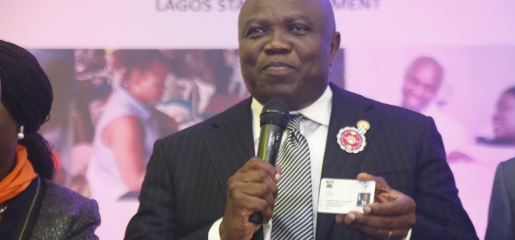 Keynote Address Delivered By Governor Akinwunmi Ambode At The Launch Of The Lagos State Health Insurance Scheme