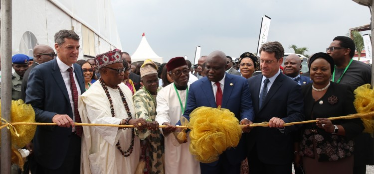 Keynote Address Delivered By Governor Ambode On The Occasion Of The Official Launch Of The Alaro Satellite City, Epe