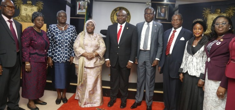 Prioritize Teachers' Welfare, Ambode Tells New TESCOM Board Members