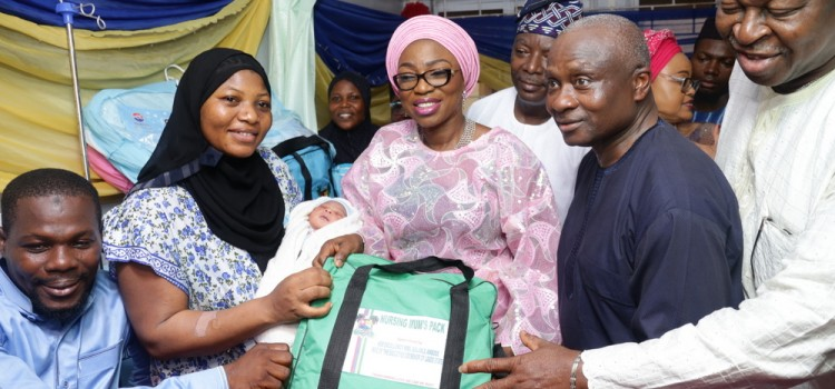 Mrs. Bolanle Ambode Renews Call For Immunization Of Children Against Killer Diseases