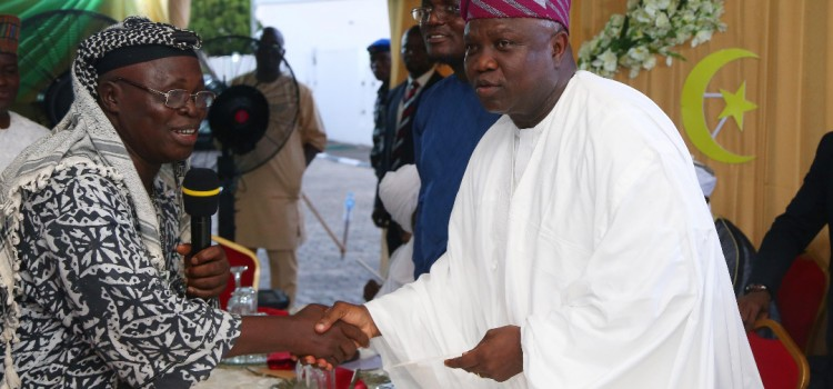 Remarks  By Governor Akinwunmi Ambode At The Occasion Of The Annual Lagos House Ramadan Tafsiir Programme For The Year 2019