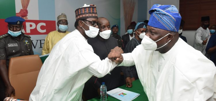 Akinwunmi Ambode Chosen to Serve on APC Contact and Strategy Committee